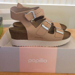 Papillon Birkenstock Linnea sandals